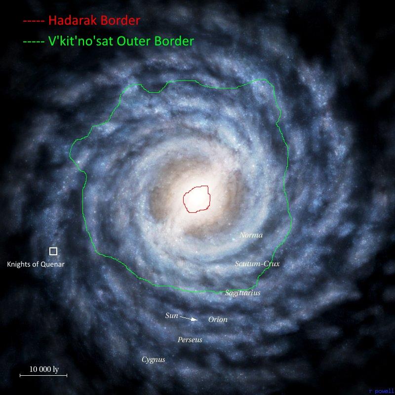 map galaxy