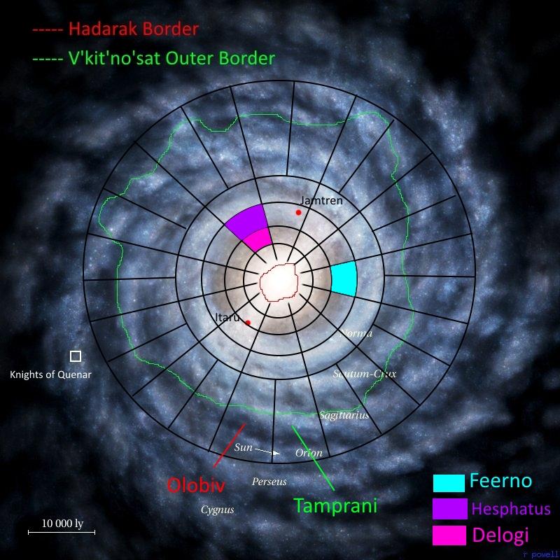 map galaxy region prime